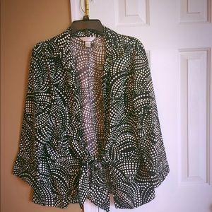 Cj Banks Classy Jacket . Size 1X.